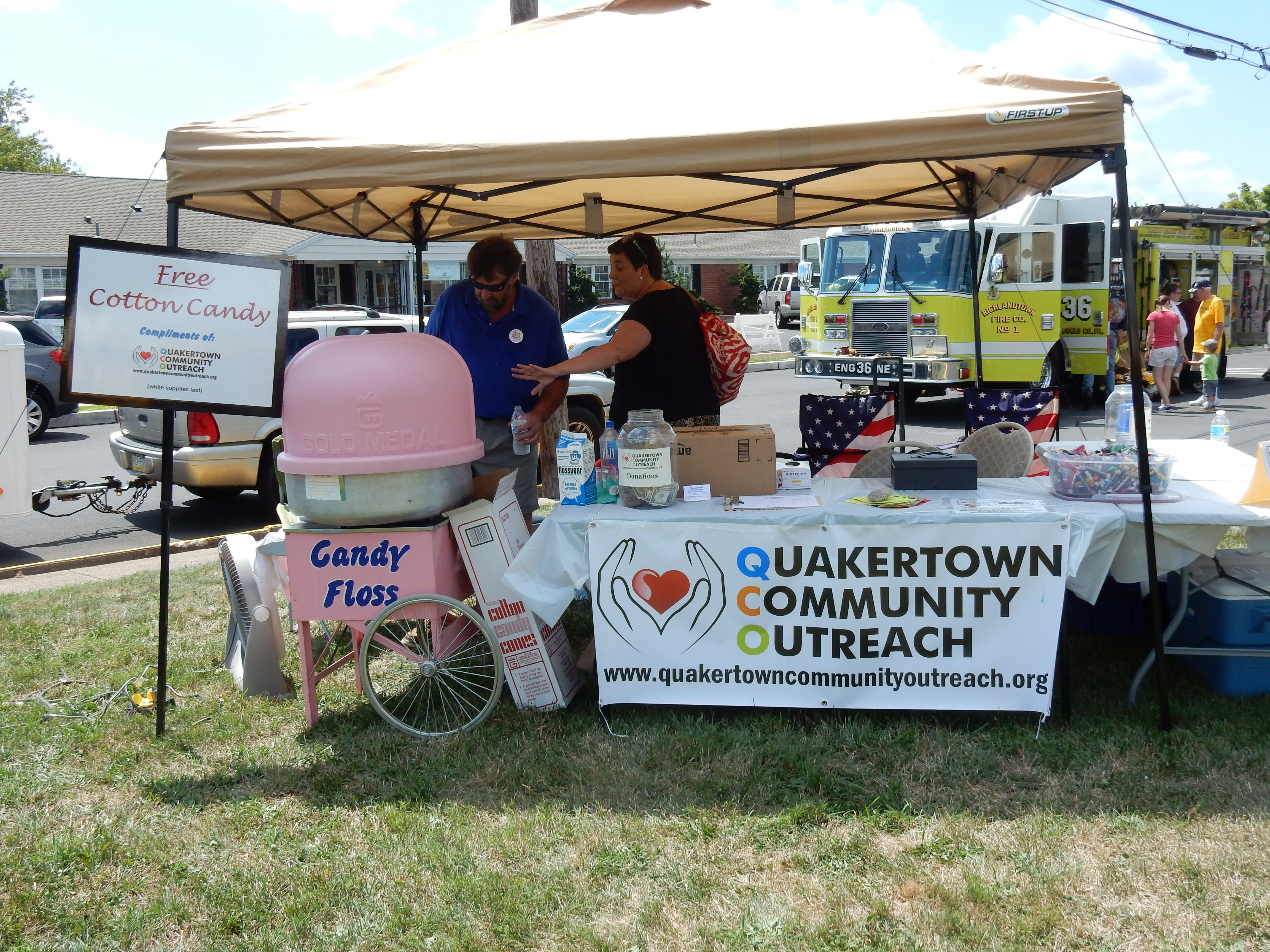 Quakertown Community Outreach Block Party Pix Aug 13 2016