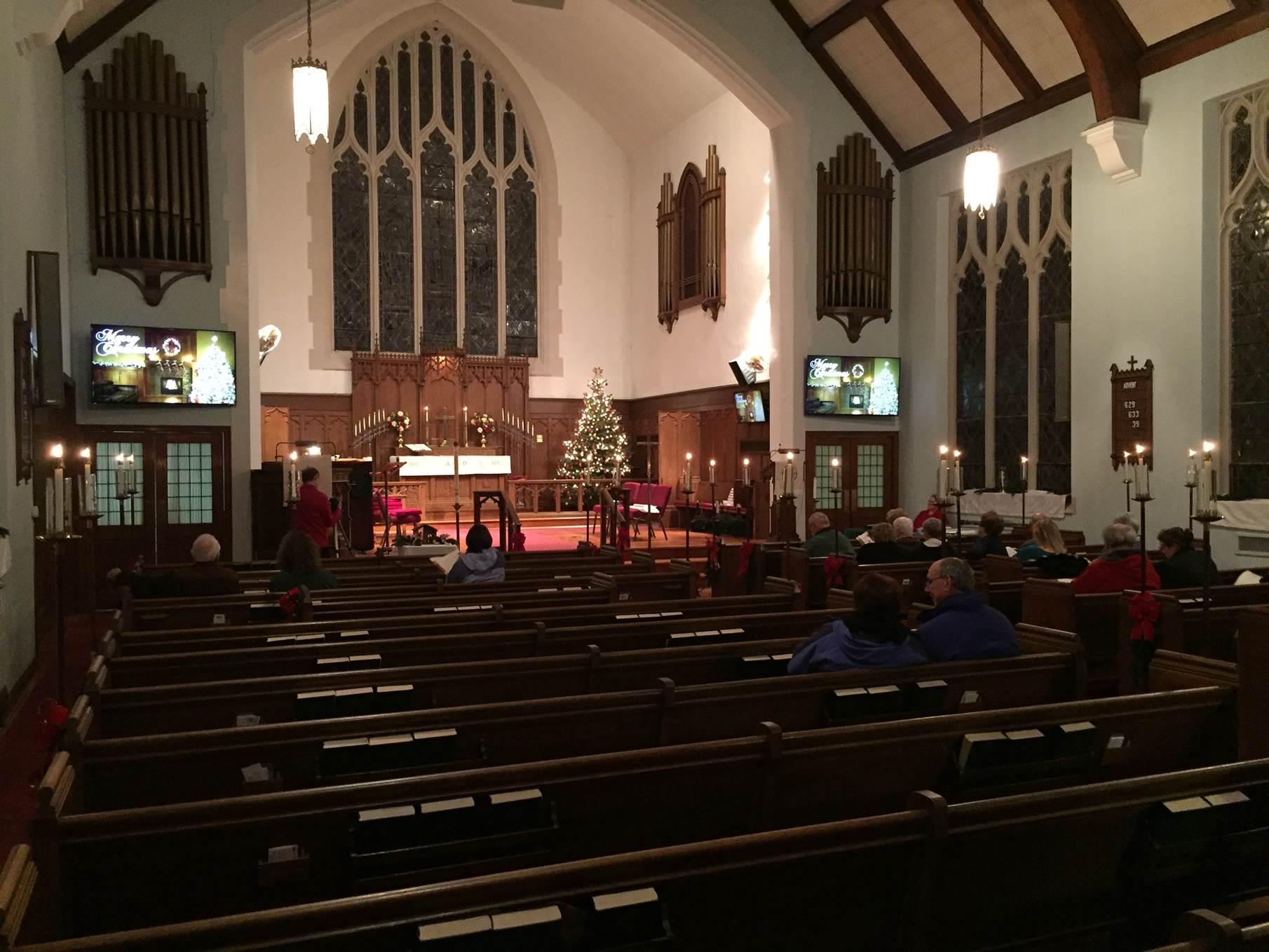 Christmas Eve Service Dec 24 6:30 pm Family Friendly!