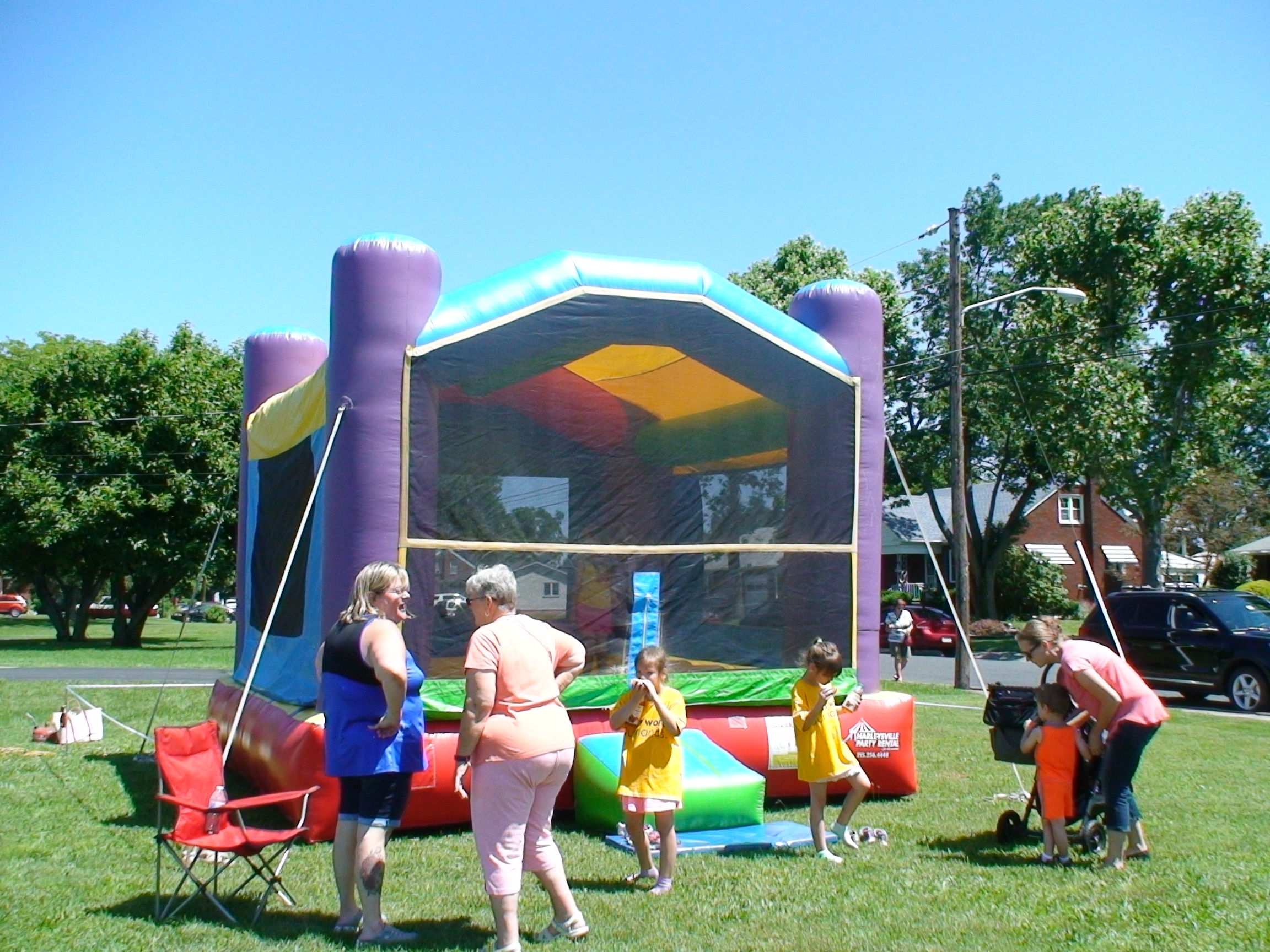 Block Party Fundraiser for Quakertown Community Outreach – Sat June 22 2-6 (Rain Date June 23 2-6)